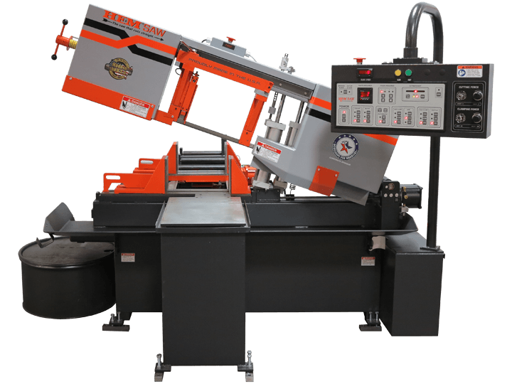 he&m production band saw